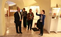 На экскурсии в Музее янтаря